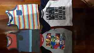 Size 4 Boys Clothing Billabong quiksikver avengers star wars etc Geebung Brisbane North East Preview