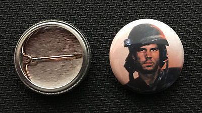Bill Paxton Private Hudson   Aliens   1  Pin Button   Pinback   Buy 2 Get 1 Free