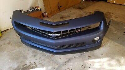 SLP 100039A Front Lower Splitter for Chevrolet Camaro V8