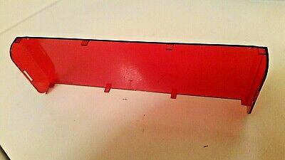 Code 3 Pse Red Upper Level Strobe Filter For Front Rear - Feb. 2002 T09432