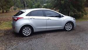 2012 Hyundai I30, GD Active, Silver Williamstown Barossa Area Preview