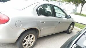 2002 CHRYSLER NEON LX  FOR SALE
