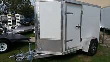 8x5 Single Axle Fully Enclosed Trailer Clontarf Redcliffe Area Preview