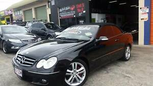 2007 Mercedes-Benz CLK280 CONVERTIBLE FROM $65 PW FINANCE TODAY ! Slacks Creek Logan Area Preview