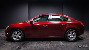2015 Chevrolet Cruze 2LT LEATHER SEATS! CRUISE CONTROL! POWER...