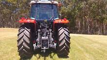 Massey Ferguson 5440 Tractor With Front End Loader Daylesford Hepburn Area Preview