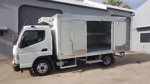 2015 Mitsubishi Canter Fuso 615 Auto Refrigerated Pantech Noosaville Noosa Area Preview