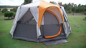 COLEMAN OCTAGON 98 TENT WITH FREE TARP AND 1 CAMP CHAIR Rhodes Canada Bay Area Preview