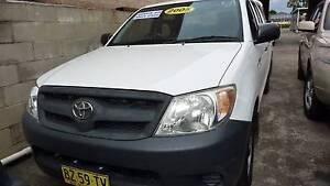 2005 Toyota Hilux Ute Smithfield Parramatta Area Preview