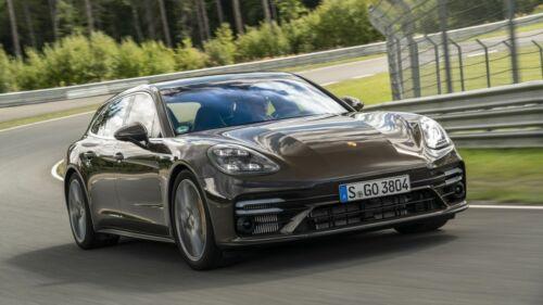 Porsche Panamera Facelift Test Mobile De