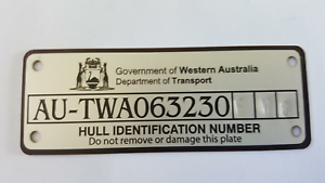 HULL IDENTIFICATION NUMBER PROVIDER East Fremantle Fremantle Area Preview