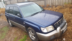 Subaru forester 2002 Coolaroo Hume Area Preview