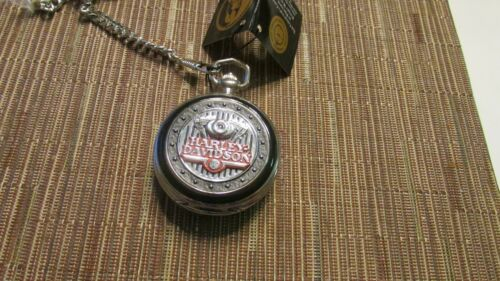Franklin Mint Harley Davidson LOW RIDER  Pocket Watch With Stand