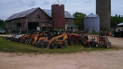 Paul family farm equipment parts