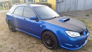 2007 Subaru Impreza Hatchback Armidale Armidale City Preview