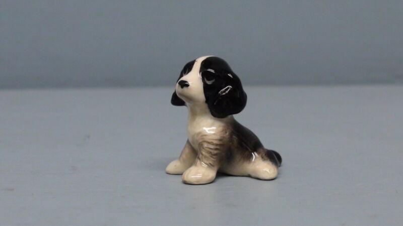 Hagen Renaker English Springer Spaniel Puppy Dog