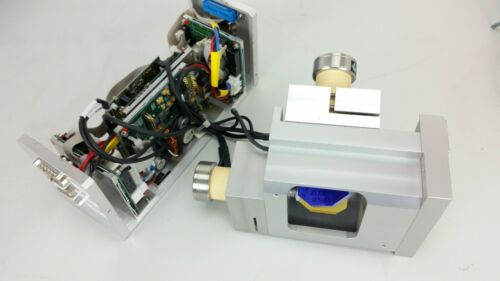 SCANLAB dynAXIS L galvanometer scanner w/ Attached control Boards