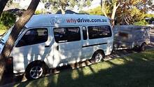 Airport transfer and mini bus bus charter business oportunity!!! Old Toongabbie Parramatta Area Preview