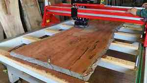 Timber Slabs and beams levelling and sanding service Austral Liverpool Area Preview