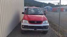 2005 Daihatsu Terios Wagon Huonville Huon Valley Preview