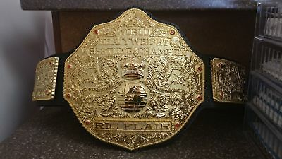 Fandu Belts Minor Flaws Big Gold Heavyweight Championship Wrestling Title Belt