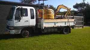 Tipper truck Tootgarook Mornington Peninsula Preview