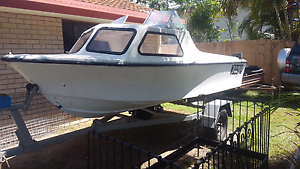 14ft half cab Capalaba West Brisbane South East Preview