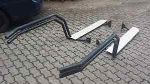 Hilux bull bar side rails Wattle Grove Liverpool Area Preview