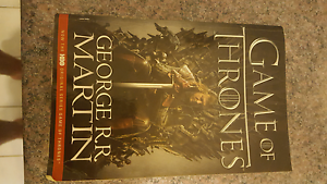 Game of thrones book Oxenford Gold Coast North Preview