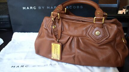 MARC by Marc Jacobs   Classic Q Baby Groovee Satchel, Brown  Hornsby Hornsby Area Preview