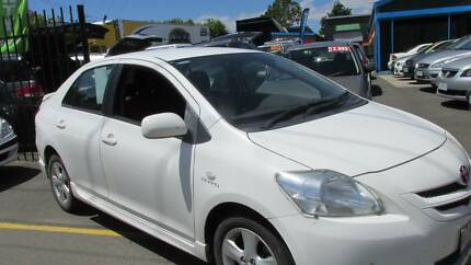 2007 Toyota Yaris YRX Auto Sedan Youngtown Launceston Area Preview