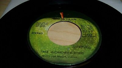 PAUL MCCARTNEY & WINGS BAND ON THE RUN NINETEEN HUNDRED AND EIGHTY FIVE