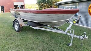 Stacer fishing boat Kalbar Ipswich South Preview