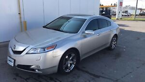 2011 Acura TL SH-AWD w/Tech Package