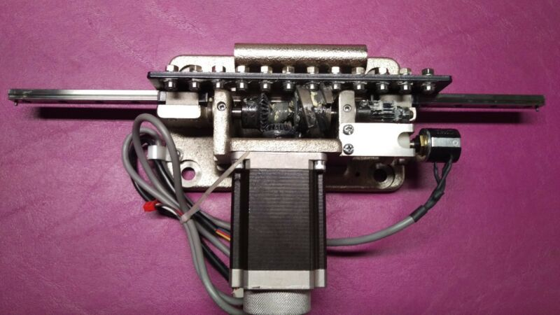 Brother Commercial Embroidery Machine Color Change Assy 6 head 12 Needles 1260
