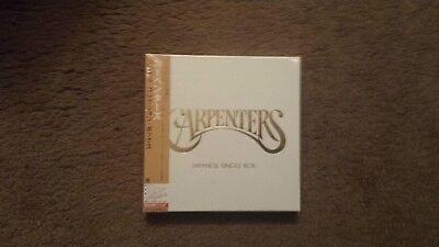 Carpenters Japanese Single Box Set (2006) Sealed New Limited Edition #431.