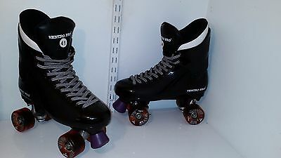 Ventro pro quad roller skates Airwave wheel size 5,6,7,8,9,10 (Not Bauer Turbo)
