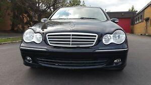 2006 MercedesBenz CClass 3.0L Elegance TEL: 514 2494707