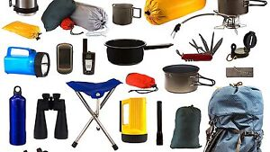 Wanted- Free Camping Gear
