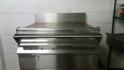 Wolf Eme-37 Flat Griddle Grill 208 Volt 37x28 Griddle Tested