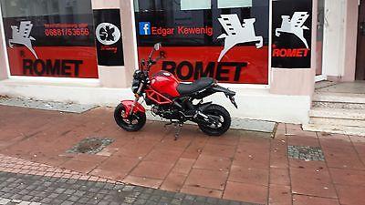 romet ogar 50 naked bike 50ccm 4 takt motorrad 50 ccm. Black Bedroom Furniture Sets. Home Design Ideas