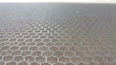 CO2 Laser Aluminium Wabenplatte 300x200mm 6,5mm Waben / Wabengitter / Honeycomb  - Honeycomb