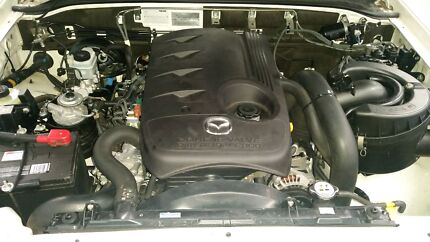 * 2008 MAZDA BT50 * Campbellfield Hume Area Preview