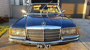 MERCEDES 280SE CLASSIC VIEW AD Argenton Lake Macquarie Area Preview