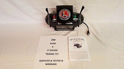 LIONEL ZW TRANSFORMER - 275 WATT - SERVICED-TESTED-WORKING