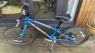 Islabike Beinn 20 Small - Blue Kids Bike for 5-8 Year Old
