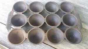 Meters Sydney old cast iron dutch scone mould West Launceston Launceston Area Preview