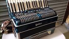 weltmeister piano accordion 80 bass  german made Melbourne CBD Melbourne City Preview