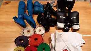 Kick boxing, martial art package Stirling Stirling Area Preview