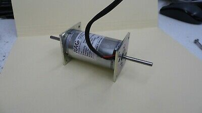 Kag M42x201 24vdc 3900 Rpm Double Shafted Brushed Dc Motor